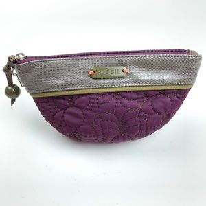 Fossil Key Per Cosmetic Case Pouch Quilted